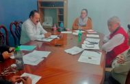 Ayuntamiento de Apozol sostiene reunión de consejo directivo del SIAPASA