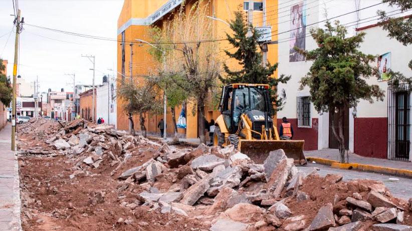 Ayuntamiento  de Guadalupe preservará vestigios históricos