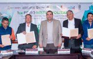 Ayuntamiento de Guadalupe promueve acuerdos para el cuidado del medio ambiente