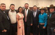 Carlos Carrillo visita a paisanos Jalpenses en  Fort worth Texas