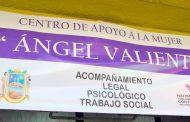"""Centro de Apoyo a la Mujer """"Ángel Valiente"""" 2019"""
