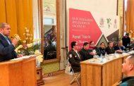 Debe la migración atenderse transversalmente como lo hace el Gobierno de Zacatecas: Marco Vinicio Flores