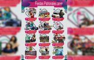 Fiestas Patronales 2019 Trinidad García de la Cadena.