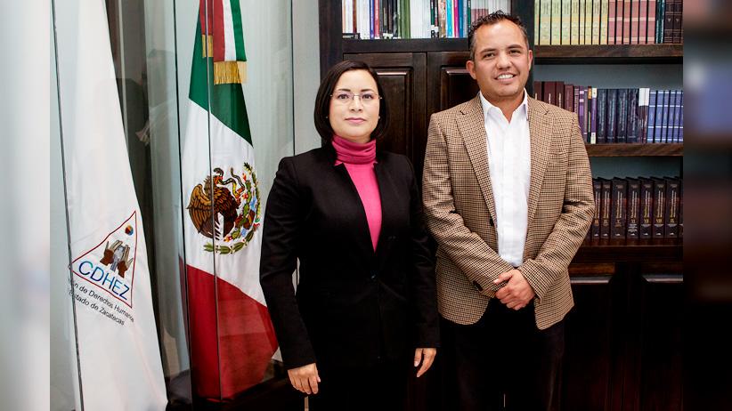 Guadalupe refrenda su compromiso en materia de Derechos Humanos