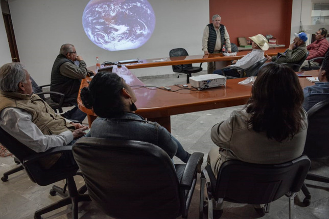 Ayuntamiento de Guadalupe capacita a productores para mejorar procesos en el campo