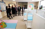 Inauguran Presidenta del SEDIF guardería de club rotario en Parque Industrial Aeropuerto