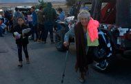 Jóvenes cobijaron a Guadalupe este fin de semana
