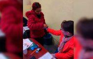La campaña Dame La Mano se implementa en Villanueva