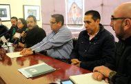 Obra pública y seguridad, principales avances durante el mes de enero: Ulises Mejía