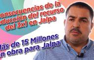 Video: Consecuencias de la reducción del recurso del Programa 3x1 en Jalpa