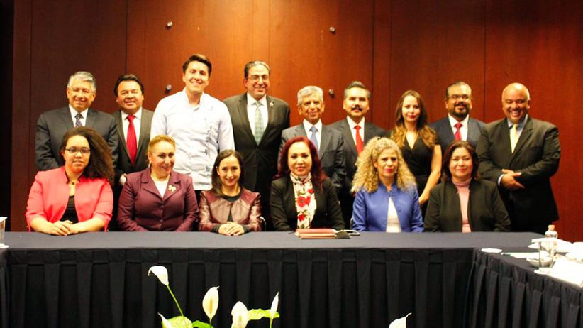 Nombran  a Paula Rey Ortiz como Primera Comisaria de CPCE-F