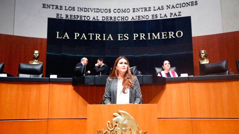 Urge transformar la PGR en una Fiscalía Autónoma: Geovanna Bañuelos