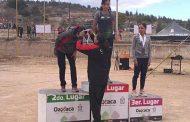 María Ruiz Acuña se sube al podio en el Campeonato Nacional de Campo Traviesa
