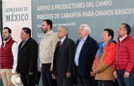 Zacatecas está con el Presidente Andrés Manuel Lopéz Obrador en la Cuarta Transformación del País