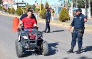 Busca Miguel Torres generar conciencia vial de conductores villanovenses
