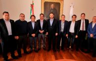 Alejandro Tello y cámaras empresariales conforman bloque en favor de la economía local