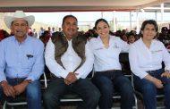 Asisten Gregorio Macías, J. Guadalupe Trejo y Anastasio Maldonado a Gira del Gobernador