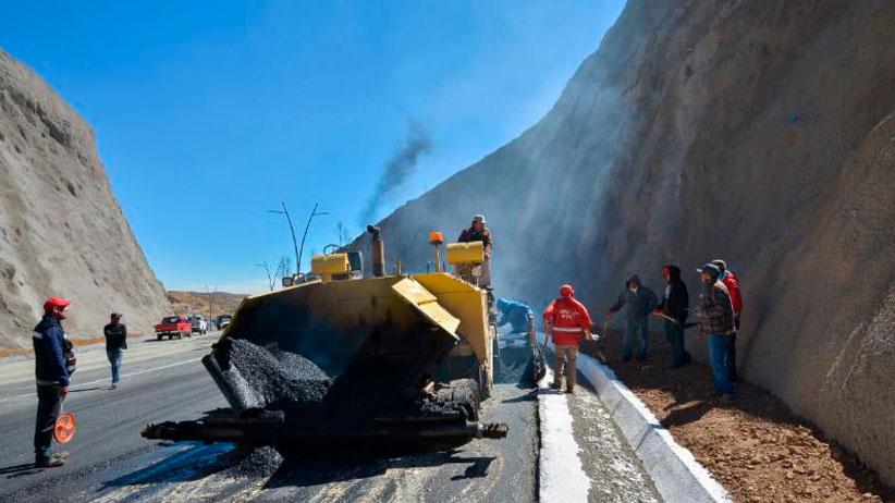 Acelera Gobierno Estatal última etapa de construcción de nueva vialidad Galerías - entronque a Vetagrande