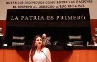 El embarazo adolescente es un grave problema de desigualdad y de salud pública: Geovanna Bañuelos