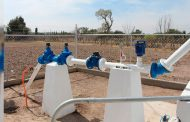Figueroa Rangel entrega equipamiento de Pozo de Agua Potable