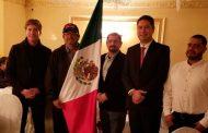 """Formaliza la capital Club Migrante  """"Hacienda el Maguey"""" en California"""