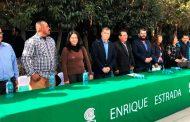 Fortalece Gobierno infraestructura educativa en el COBAEZ de Enrique Estrada