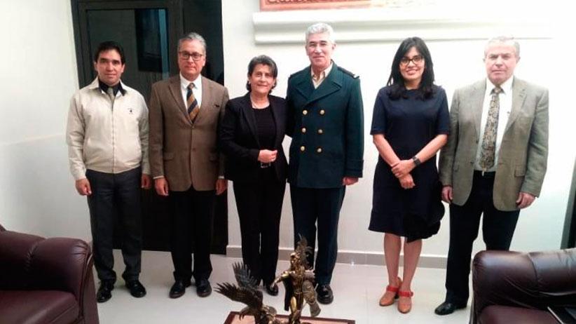 Trabajarán Unidos Gobierno del Estado y Sedena para fortalecer valores cívicos en Zacatecas