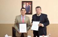 Firman convenio Dirección del IZEA y Estrella Blanca para beneficio de Trabajadores