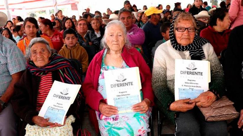 Invierte Gobierno de Alejandro Tello 19.2 mdp en apoyos para personas adultas mayores