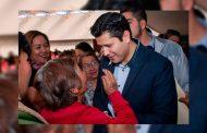 Fuerte y sólido regresa  Julio César Chávez a la presidencia de Guadalupe