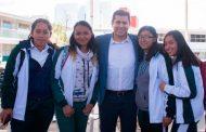 Julio César Chávez pone las bases para que los jóvenes trasciendan