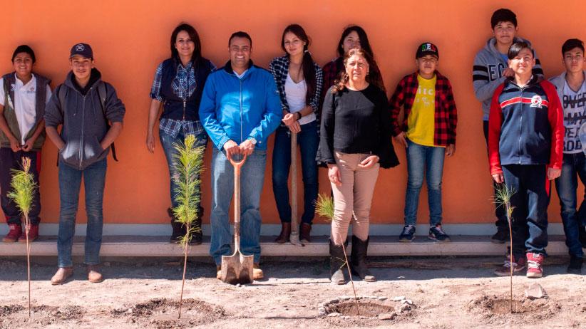 Logra Ayuntamiento de Guadalupe un Compromiso conjunto hacia el Medio Ambiente