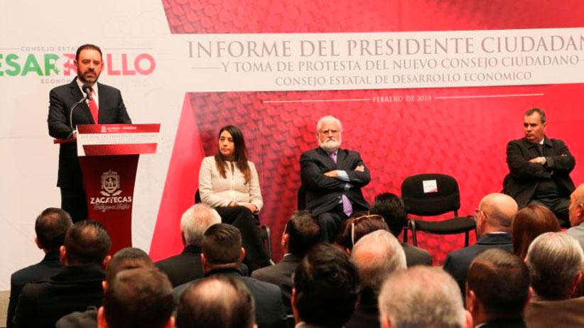 Ofrece Zacatecas condiciones y apoyos para la generación de empleos: Alejandro Tello