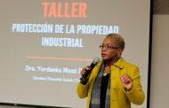Impulsa Gobierno del Estado protección de propiedad industrial mediante taller de capacitación