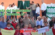 Video: Gobierno del Estado y ONU arrancan programa para fomentar huertos en escuelas del semidesierto