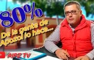 Video: Entrevista con Tomás Padilla, Tesorero Municipal de Apozol