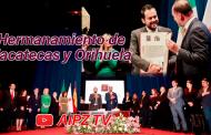 Video: Hermanamiento de las ciudades de Zacatecas, México y Orihuela, España