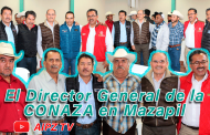 Video: Visita del Director General de la CONAZA a Mazapil