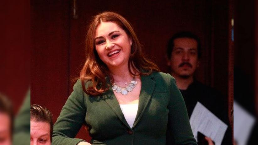 Que mujeres presidan mesas directivas del Congreso de la Unión, propone Geovanna Bañuelos