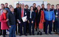 Realiza CDHEZ intensa jornada de capacitación en Sain Alto