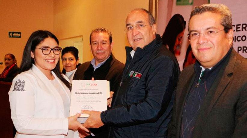 Recibe Secretaría de Salud de Zacatecas a 65 nuevos médicos pasantes en servicio social
