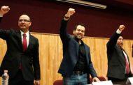Reconoce Ulises Mejía 10 años del Politécnico Nacional en Zacatecas