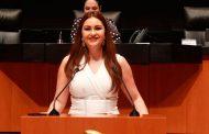 Reconocer derechos políticos y ciudadanos a partir de los 16 años para construir ciudadanía: Geovanna Bañuelos