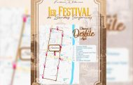 Recorrido oficial del desfile de Festival de Bandas Sinfónicas