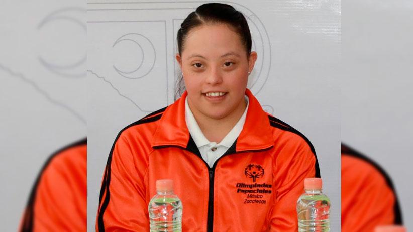 Representará Adriana Iturriaga al deporte Zacatecano en juegos mundiales de verano Abu Dhabi 2019