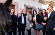 Se fortalece hermanamiento entre Zacatecas y Orihuela tras visita de comitiva a la ciudad Patrimonio Mundial