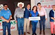 Cumple Gobierno de Zacatecas con Programas de Empleo Temporal en Tlaltenango, Calera y Tabasco