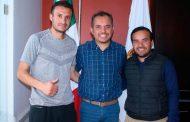 Alcalde de Guadalupe reafirma su compromiso con el deporte