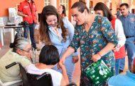 Inicia Gobierno del Estado entrega de apoyos funcionales para personas con discapacidad en Moyahua