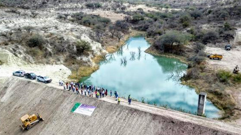 Captación de agua, prioridad del Gobernador Tello